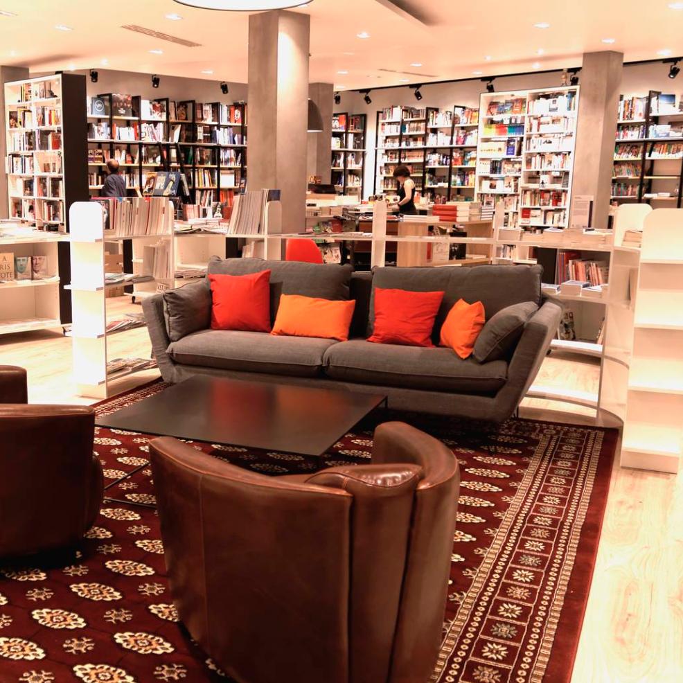 Librairie Le Divan